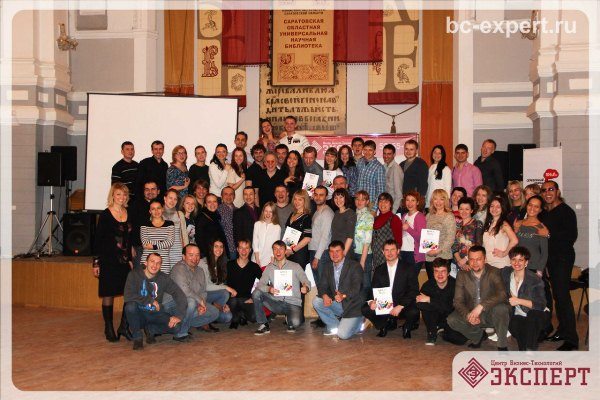 2014-03-29 Шоу-тренинг Вадима Демчога