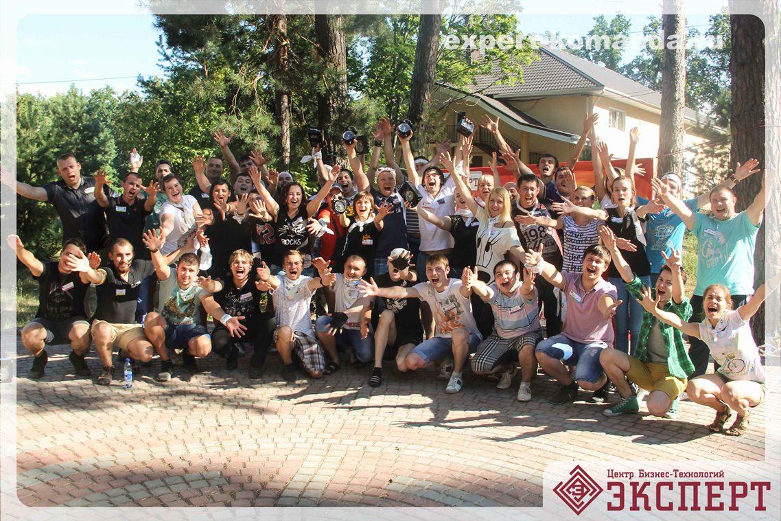 2014-07-22 Веревочный тренинг